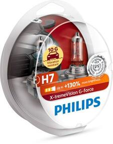 Philips H7 X-treme Vision G force +130% 3500К